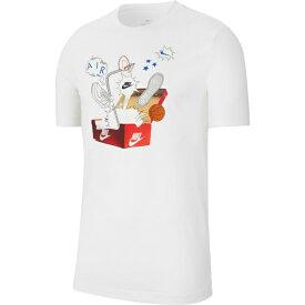 ナイキ Tシャツ 半袖 メンズ シューボックス フォト Tシャツ CU6872-100 NIKE