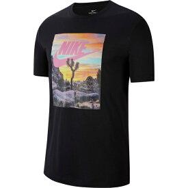 ナイキ Tシャツ 半袖 メンズ NSW フォトプリントTシャツ CT6885-010 NIKE