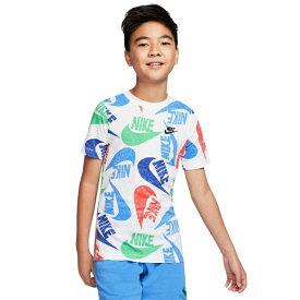 ナイキ Tシャツ 半袖 ジュニア YTH FW MARKER MASH Tシャツ CV2149-101 NIKE