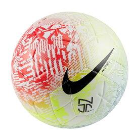 ナイキ サッカーボール 4号 ジュニア ネイマールストライク 機械縫い SC3962-100 4G NIKE