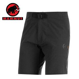 マムート MAMMUT ショートパンツ メンズ Trekkers 2.0 Shorts AF Men トレッカーズ ショート 1023-00470 0001