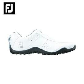 フットジョイ FootJoy ゴルフシューズ スパイクレス メンズ EXL スパイクレス Boa 45180W