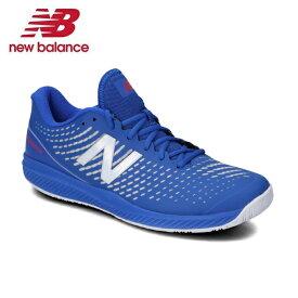ニューバランス テニスシューズ オールコート メンズ MCH796V2 MCH796C2 2E new balance