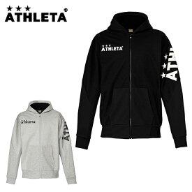 アスレタ ATHLETA スウェットジャケット メンズ レディース 防風スウェットZIPパーカー 03343