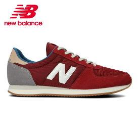 ニューバランス スニーカー メンズ レディース U220 U220DE2 D new balance
