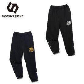 ビジョンクエスト VISION QUEST スウェットパンツ ジュニア 裾ボタン VQ570404J02