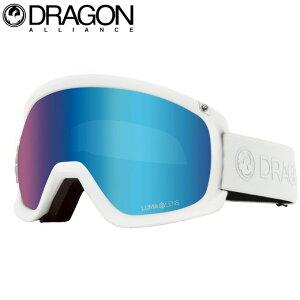 ドラゴン DRAGON スキー スノーボードゴーグル 眼鏡対応 メンズ GOGGLE D-3 TRUE WHITE