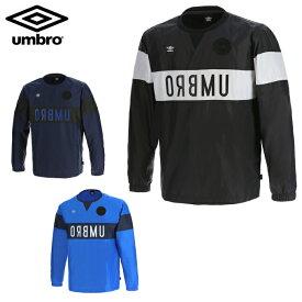 アンブロ UMBRO サッカーウェア ピステトップ ジュニア JR ラインドメッシュピステ UUJQJF43