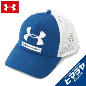 アンダーアーマー 帽子 キャップ メンズ レディース UAトレーニング トラッカー キャップ トレーニング UNISEX 1351417-581 UNDER ARMOUR