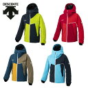 デサント DESCENTE スキーウェア ジャケット メンズ S.I.O INSULATED JACKET FREESTYLE インシュレーションジャケット…