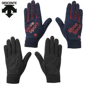 デサント DESCENTE 防寒手袋 メンズ フィールドグローブ DMAQJD91