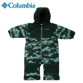 コロンビア スキーウェア 80cm つなぎ キッズ 赤ちゃん 幼児 アルパインフリーフォール スーツ ALPINE FREE FALL SUIT WN0033-370 Columbia