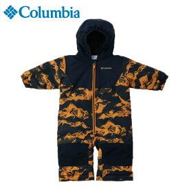 コロンビア スキーウェア 80cm つなぎ キッズ 赤ちゃん 幼児 アルパインフリーフォール スーツ ALPINE FREE FALL SUIT WN0033-466 Columbia