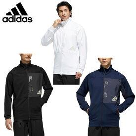 アディダス スポーツウェア ジャージ ジャケット メンズ MHS ウォームアップ ジャケット IXG34 adidas