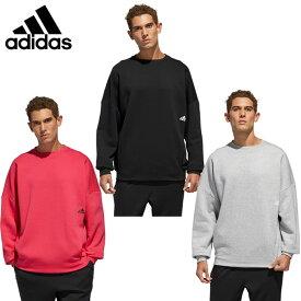アディダス スウェットトレーナー メンズ マストハブ ワーディング クルースウェットシャツ IXG23 adidas