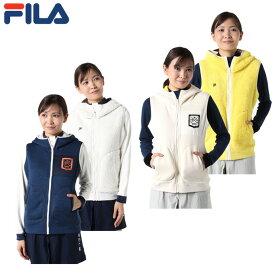 フィラ FILA ゴルフウェア ベスト レディース リバーシブル 790-204