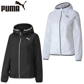 プーマ ウインドブレーカー ジャケット レディース エッセンシャル ソリッド 582752 PUMA puma_12rss