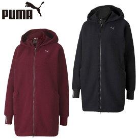プーマ アウタージャケット レディース STUDIO シェルパ ジャケット 520028 PUMA