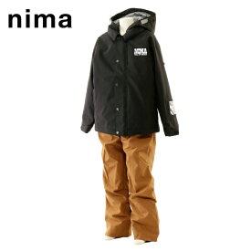 ニーマ nima スキーウェア 上下セット ジュニア B JR ST JR-1106