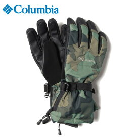 コロンビア スノーボードグローブ メンズ ホイールバードグローブ SM0513-316 Columbia スノーグローブ スノーボード スノボ グローブ 手袋 防寒
