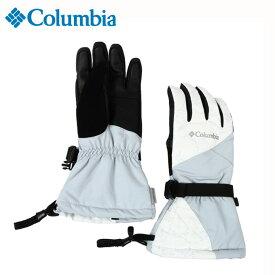 コロンビア スノーボードグローブ レディース ホイールバードグローブ CL0073-100 Columbia スノーグローブ スノーボード スノボ グローブ 手袋 防寒