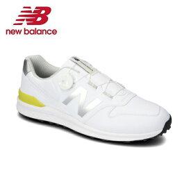 ニューバランス ゴルフシューズ スパイクレス メンズ UGBS996 W UGBS996W D new balance