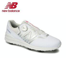 ニューバランス ゴルフシューズ ソフトスパイク メンズ UGBF996 UGBF996W D new balance