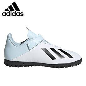 アディダス サッカー トレーニングシューズ ジュニア エックス 19.4 ターフ用 FW1065 KYR50 adidas