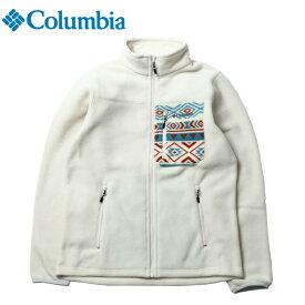 コロンビア フリース レディース バックアイスプリングスジャケット PL3225 022 Columbia