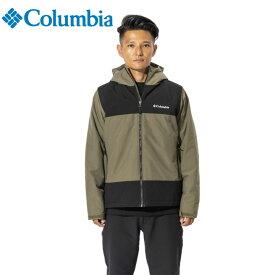 コロンビア 中綿ジャケット メンズ ラビリンスキャニオン ジャケット PM3843 397 Columbia