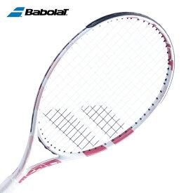 バボラ Babolat 硬式テニスラケット 張り上げ済み ジュニア ドライブジュニア23 ガール 140427