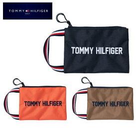 トミーヒルフィガーゴルフ TOMMY HILFIGER GOLF ポーチ メンズ レディース COLORING POUCH THMG0FB7