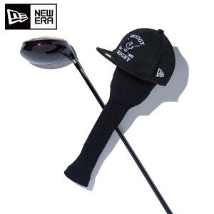 ニューエラ NEW ERA ヘッドカバー ドライバー用 メンズ レディース ONE PIECE ワンピース バギー ドクロ 海賊旗 12541317