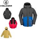ボルコム VOLCOM スノーボードウェア ジャケット メンズ 17FORTY INSULATED JACKET G0452114