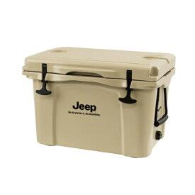 ジープ Jeep クーラーボックス SNOWSTORM HARD COOLER35 スノーストーム ハードクーラー35 JP160701K02