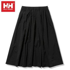 ヘリーハンセン HELLY HANSEN スカート レディース スカイリムスカート Skyrim Skirt HOW22068 K