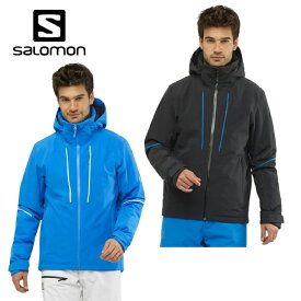 サロモン salomon スキーウェア ジャケット メンズ EDGE JK M