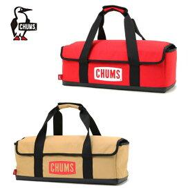 チャムス CHUMS ツールケース ロゴツールケース Logo Tool Case キャンプグッズ CH60-3049