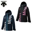 デサント DESCENTE スキーウェア ジャケット レディース MOVE SPORT ウィメンズ S.I.O インシュレーションジャケット …