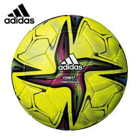 アディダス サッカーボール 4号 検定球 コネクト21 コンペティション キッズ4号球 黄色 AF431Y adidas