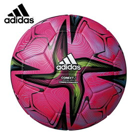 アディダス サッカーボール 4号 検定球 コネクト21 コンペティション キッズ4号球 ピンク色 AF431P adidas