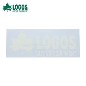 ロゴス LOGOS ステッカー LOGOS カッティングステッカー 89001101