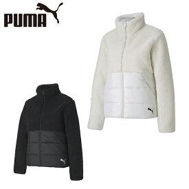 プーマ アウタージャケット レディース シェルパ HYBRID ジャケット 585522 PUMA