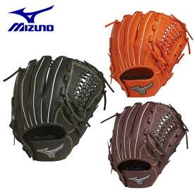 ミズノ 野球 一般軟式グローブ オールラウンド メンズ 軟式用 セレクトナインSoft Plus オールラウンド用 サイズ12 1AJGR13210 MIZUNO