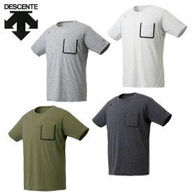 デサント DESCENTE Tシャツ 半袖 メンズ DMMRJA53Z