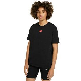 ナイキ Tシャツ 半袖 レディース NSW ボーイ ラヴ S/S Tシャツ DB9819-010 NIKE