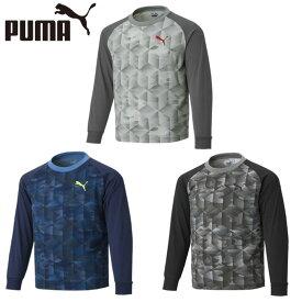 プーマ Tシャツ 長袖 ジュニア ACTIVE SPORTS LS Tシャツ 588319 PUMA