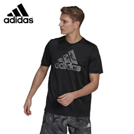 アディダス Tシャツ 半袖 メンズ D2M CAMO グラフィックTシャツ GP2659 42119 adidas