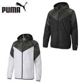 プーマ ウインドブレーカー ジャケット メンズ グラフィックジャケット 519271 PUMA
