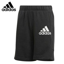 アディダス ショートパンツ スウェット ジュニア Badge of Sport Shorts バッジ オブ スポーツ ショーツ GJ6619 JKX61 adidas